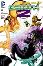 Earth 2 (2012-) #12 by James Robinson