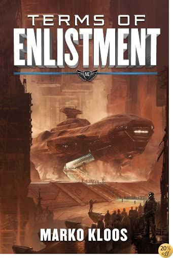TTerms of Enlistment (Frontlines Book 1)