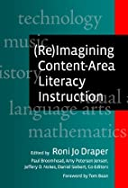(Re)Imagining Content-Area Literacy…