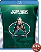 Star Trek: The Next Generation: Season 4 [Blu-ray]