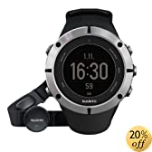 Suunto Ambit2 Fitness Watch with HR Monitor: Saphire