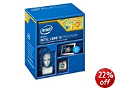 Intel Core i5 4570 Quad Core Retail CPU (Socket 1150, 3.20GHz, 6MB, Haswell, 84W, Intel Graphics, BX80646I54570, 4th Generation Intel Core, Turbo Boost Technology 2.0)