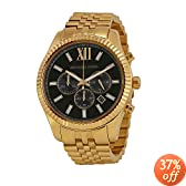 Michael Kors Watches Lexington Watch (Gold)
