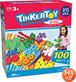 Tinkertoy 100 Piece Essentials Value Set