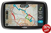 """TomTom GO 500 EU - 5"""" Sat Nav with Full European Lifetime Maps, Lifetime Traffic Updates, Smartphone Connected and Interactive Screen"""