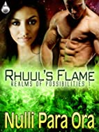 Rhuul's Flame (Realms of Possibilities Book…