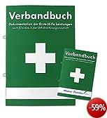 Verbandbuch für Betriebe & Organisationen DIN A5 - GRÜN Stand 2014 mit aktuellen DIN-Änderungen