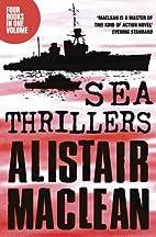 Alistair MacLean Sea Thrillers 4-Book…