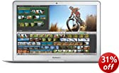 Apple 11-inch MacBook Air (Intel Dual Core i5 1.3GHz, 4GB RAM, 256GB Flash Drive, Intel HD Graphics 5000, Mac OS X) Launched June 2013