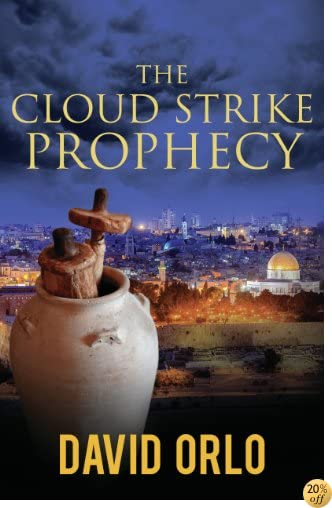 TThe Cloud Strike Prophecy (A Regan Hart Novel Book 1)