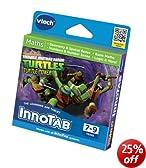 VTech InnoTab Software: Teenage Mutant Ninja Turtles - Turtle Power!
