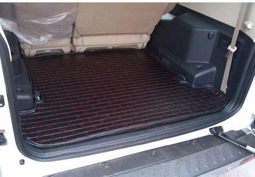大众10款宝来 皮革后备箱垫 尾箱垫 后仓垫 原车版型