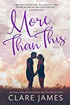 More (Before You Go, #2) by Clare James