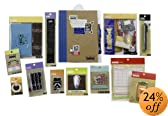 K&CompanySMASH Scrapbooking Folio Kit, School