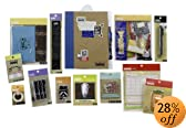 K&CompanySMASH Scrapbooking Folio Kit, School