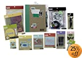 K&CompanySMASH Scrapbooking Folio Kit, Tasty