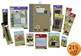 K&CompanySMASH Scrapbooking Folio Kit, Couture