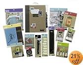 K&CompanySMASH Scrapbooking Folio Kit, Nostalgia