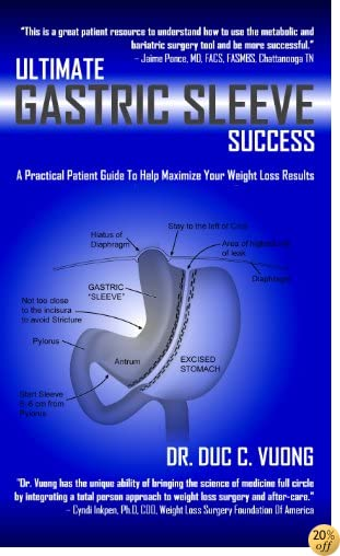 Ultimate Gastric Sleeve Success: A Practical Patient Guide to Help Maximize Your Weight Loss Results