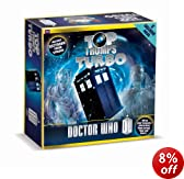 Doctor Who Top Trumps Turbo