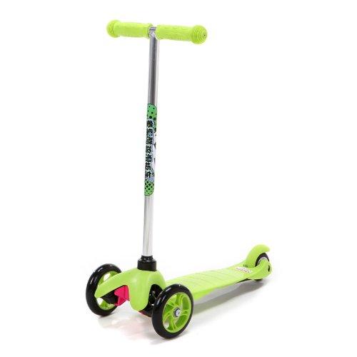 儿童三轮滑板车 米高式儿童前驱