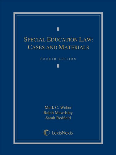 special-education-law-cases-and-materials