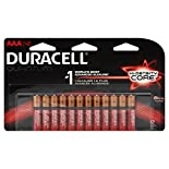 Duracell Batteries, $11.99