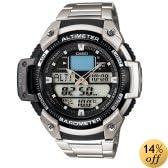 SGW400HD-1BV Twin Sensor AnaDigi Watch