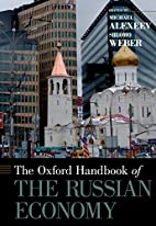 The Oxford Handbook of the Russian Economy…