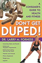 Don't Get Duped: A Consumer's…