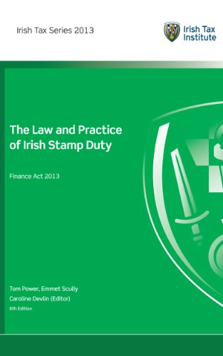 the-law-and-pratice-of-irish-stamp-duty-finance-act-2013