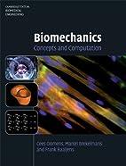 Biomechanics: Concepts and Computation…
