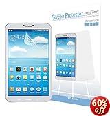 amFilm Samsung Galaxy Tab 3 8.0 Screen Protector Premium HD Clear (2 Pack) [Lifetime Warranty]
