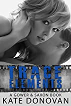 Trace Elements (A Gower & Saxon Book) by…