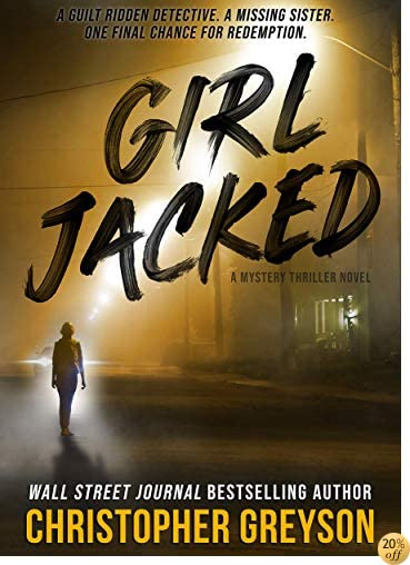 TGIRL JACKED: Detective Jack Stratton Mystery Series (Detective Jack Stratton Mystery Thriller Series Book 1)