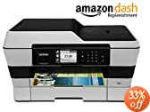 Brother MFCJ6920DW Wireless Multifunction Inkjet Printer with Scanner, Copier and Fax