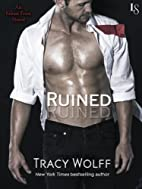 Ruined: An Ethan Frost Novel by Tracy Wolff