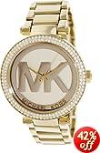 Michael Kors Watches Parker Watch (Gold)