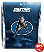 Star Trek: The Next Generation - Season 5 [Blu-ray]