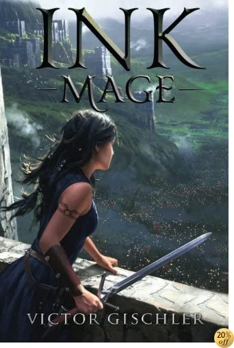 TInk Mage (A Fire Beneath the Skin Book 1)