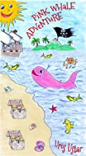 Pink whale adventure by Uros Ustar