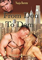 From Don To Dom (Unfinished Liaisons Book 2)…