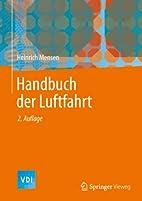Handbuch der Luftfahrt (VDI-Buch) by…
