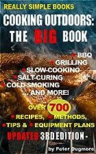 THE BIG BOOK OF OUTDOOR COOKING ((OUTDOOR…