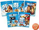 Ice Age 1-4 Collection + Ice Age Christmas [Blu-ray]