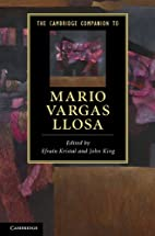 The Cambridge Companion to Mario Vargas…