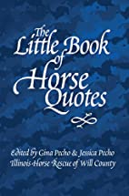 The Little Book of Horse Quotes (Little…