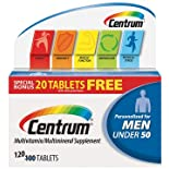 Centrum, Caltrate & Gummy Bites, $9.99