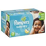 Select Pampers Super Pack Diapers Box, $24.99