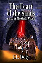 The Heart of the Sands (The Gods Within, #3)…